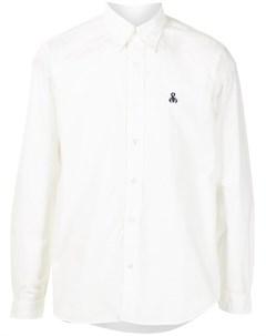 Рубашка с логотипом Sophnet.