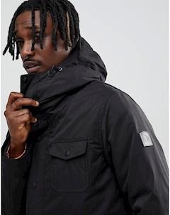 Черное пальто 3 в 1 Lenox Черный Element