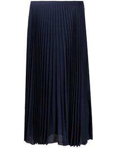 Плиссированная юбка Suzu А силуэта Lauren ralph lauren