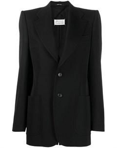 Блейзер с накладными карманами Maison margiela