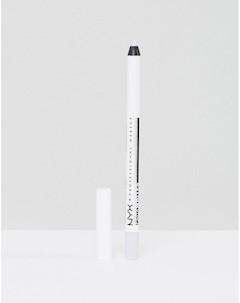 Карандаш для глаз Faux Whites Синий Nyx professional makeup