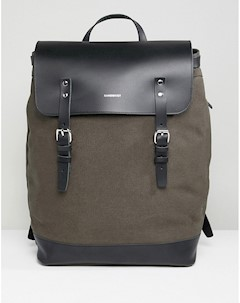 Зеленый рюкзак Sandqvist