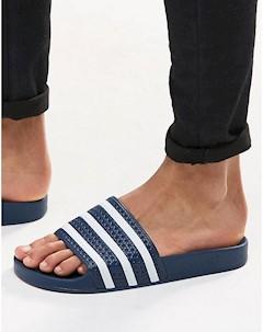 Шлепанцы Adilette 288022 Синий Adidas originals
