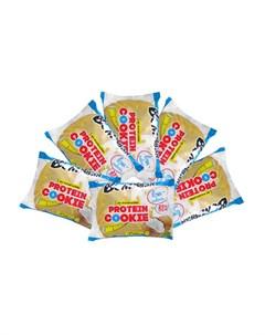 Печенье протеиновое Кокос 6х40 г Bombbar
