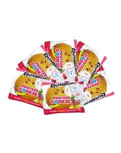Печенье протеиновое Вишня 6х40 г Bombbar