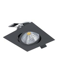 Встраиваемый светодиодный светильник saliceto Eglo