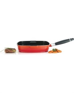 Сковорода гриль 28см Virgo Orange 8500138 Berghoff