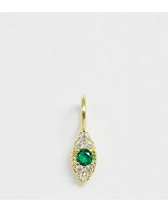 Позолоченная подвеска для ожерелья Galleria Armadoro Золотой Galleria amadoro