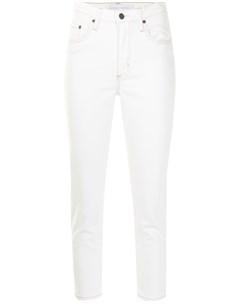 Укороченные джинсы Kennedy Nobody denim