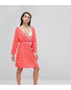 Пляжное платье Santorini Pitusa