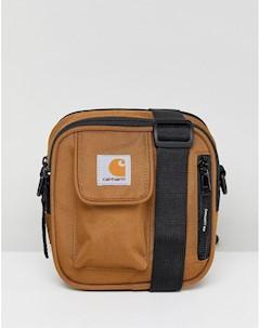 Коричневая сумка для авиапутешествий Essentials Коричневый Carhartt wip