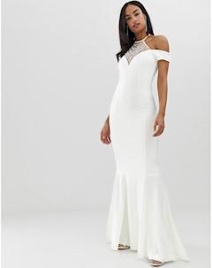 Платье макси Вridal City goddess