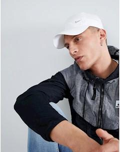 Белая кепка с металлическим логотипом 943092 100 Белый Nike