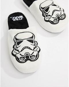 Слиперы Fizz Storm Trooper Белый Fizz creations