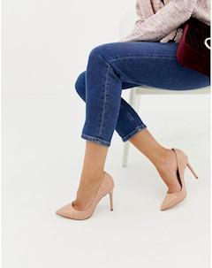 Туфли лодочки с острым носком Chloe Faith