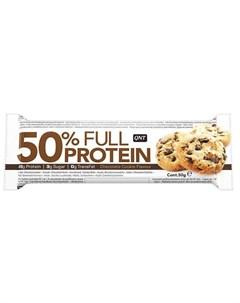 Батончик протеиновый Шоколадное печенье 50 г Qnt