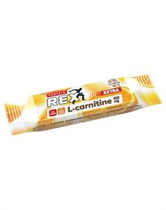 Батончик протеиновый Extra Апельсин 40 г Proteinrex