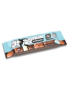 Батончик протеиновый Strong Шоколад 100 г Proteinrex