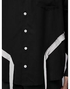 Рубашка на пуговицах с ремешком Sulvam