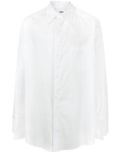 Рубашка оверсайз на пуговицах Sulvam