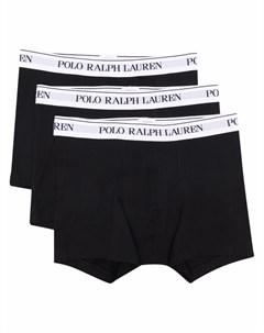 Комплект из трех пар боксеров с логотипом Polo ralph lauren