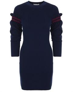 Платье с рюшами Phillip lim
