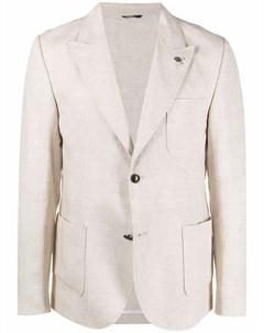 Однобортный пиджак Grey daniele alessandrini