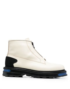 Ботинки на молнии Jil sander
