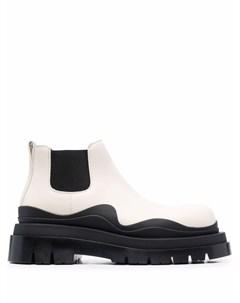 Ботинки Tire на массивной подошве Bottega veneta