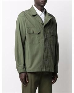Куртка рубашка с карманами Engineered garments