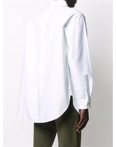 Рубашка с длинными рукавами и нагрудным карманом Engineered garments
