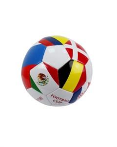 Футбольный мяч Play Off 23 см 1toy