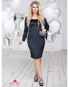 Платье цвет черный Oh my look