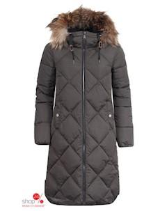Пальто цвет коричневый Luhta