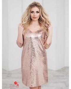 Платье цвет розовый Oh my look