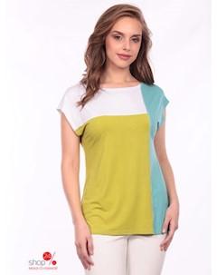 Блуза цвет оливковый Bravissimo