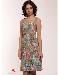 Платье цвет бежевый Bravissimo