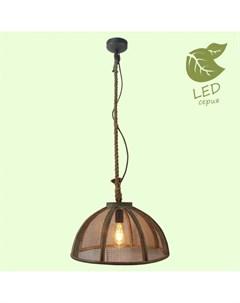 Подвесной светодиодный светильник hempstead Loft (lussole)