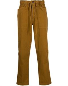 Прямые брюки с кулиской Alex mill
