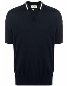 Рубашка поло с короткими рукавами Ma'ry'ya