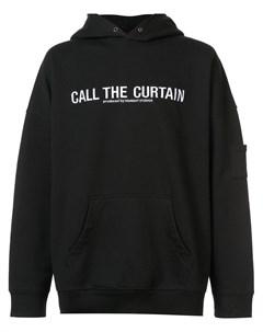 Худи Call the Curtain Midnight studios