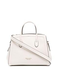 Маленькая сумка тоут с логотипом Kate spade