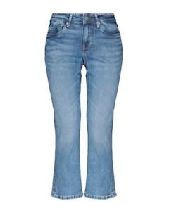 Укороченные джинсы Pepe jeans