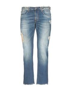 Джинсовые брюки Unfamous