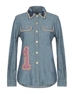 Джинсовая рубашка History repeats