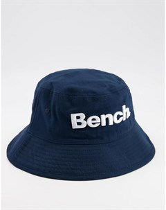 Темно синяя панама с большим логотипом Bench