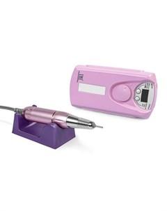 Аппарат для маникюра TNL Машинка для маникюра и педикюра Pro Touch розовая Tnl professional