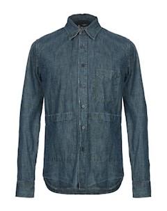 Джинсовая рубашка Aspesi