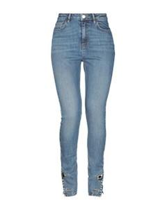 Джинсовые брюки Anthony vaccarello