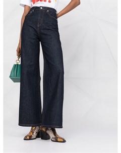 Расклешенные джинсы с завышенной талией Officine generale